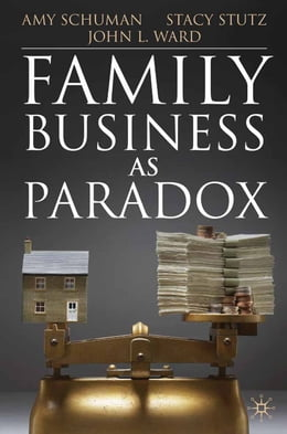 Book Family Business as Paradox by A. Schuman