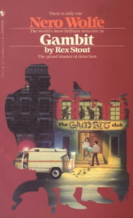 Book GAMBIT by Rex Stout