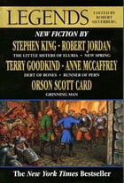 Legends: Short Novels By The Masters of Modern Fantasy by Robert Silverberg