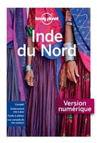 Inde du nord 6ed by Lonely Planet
