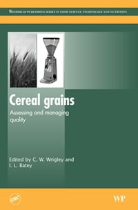 Cereal Grains: Assessing And Managing Quality