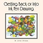 Getting Back Or Into Ink Pen Drawing by Jeffrey Otterson