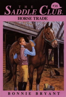 Book HORSE TRADE by Bonnie Bryant