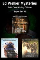Ed Walker Mysteries - Triple Play by Mark Connolly