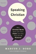 Speaking Christian Cover Image