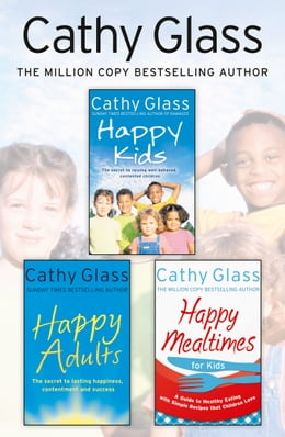 Book Cathy Glass 3-Book Self-Help Collection by Cathy Glass
