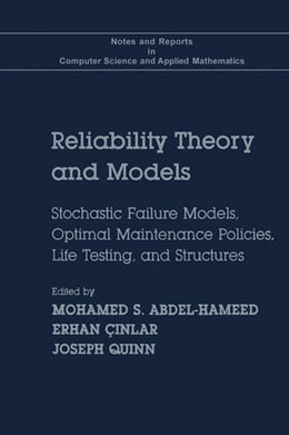 Book Reliability Theory and Models by Abdel-Hameed, Mohamed