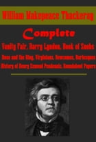 Complete Satire Humorous Romance by William Makepeace Thackeray