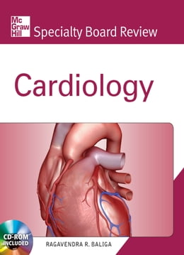 Book McGraw-Hill Specialty Board Review Cardiology by Ragavendra R. Baliga