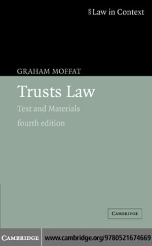 Trusts Law 4ed