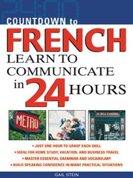Book Countdown to French by Stein, Gail