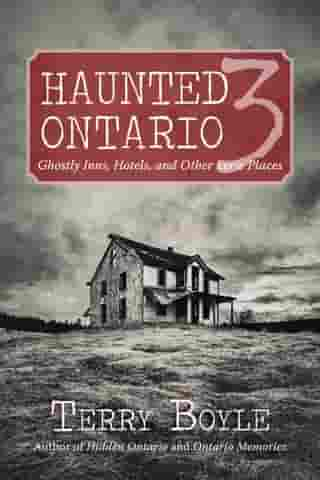 Haunted Ontario 3: Ghostly Historic Sites, Inns, and Miracles de Terry Boyle
