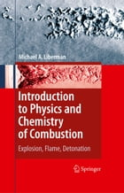 Introduction to Physics and Chemistry of Combustion: Explosion, Flame, Detonation by Michael A. Liberman