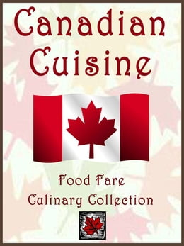 Book Canadian Cuisine by Shenanchie O'Toole