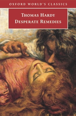 Book Desperate Remedies by Thomas Hardy