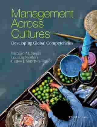 Management across Cultures: Developing Global Competencies