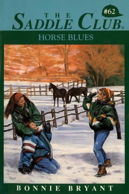 Book Horse Blues by Bonnie Bryant