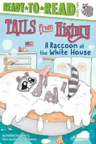 A Raccoon at the White House by Rachel Dougherty