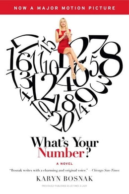 Book What's Your Number?: A Novel by Karyn Bosnak