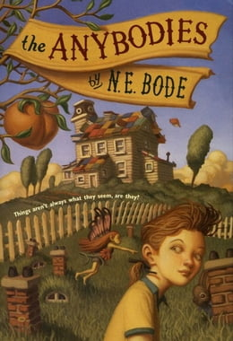 Book The Anybodies by N. E. Bode