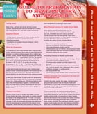 Guide To Preparation to Meat, Poultry And Seafood (Speedy Study Guides) by Speedy Publishing
