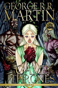 A Game of Thrones: Comic Book, Issue 15