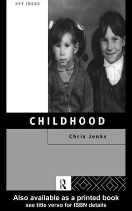 Book Childhood by Jenks, Chris