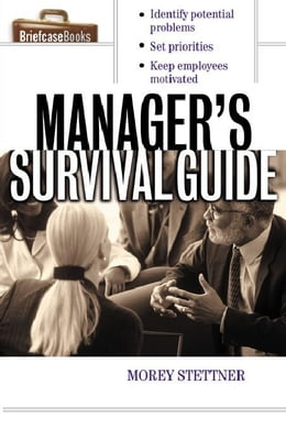 Book The Manager's Survival Guide by Stettner, Morey