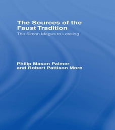 Sources of the Faust Trad Cb