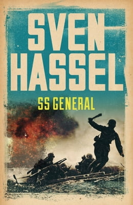 Book SS General by Sven Hassel