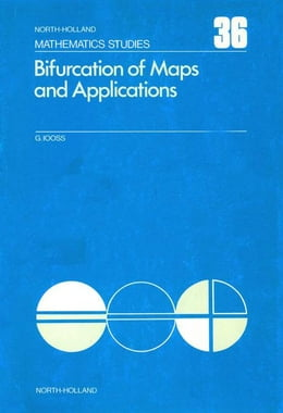 Book Bifurcation of maps and applications by Iooss, G.