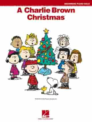 A Charlie Brown Christmas(TM) Songbook: Beginning Piano Solos