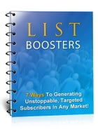 List Boosters by SoftTech