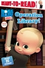 Operation Library! Cover Image