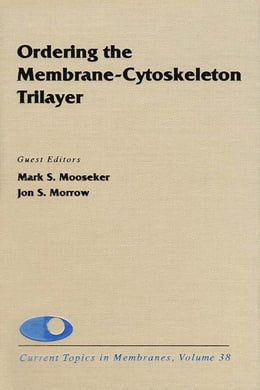 Book CURRENT TOPICS IN MEMBRANES by Unknown, Author