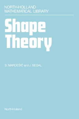 Book Shape Theory: The Inverse System Approach by Marde ic, S.