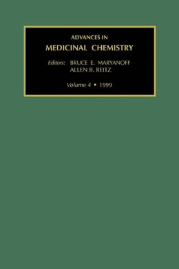 Book Advances in Medicinal Chemistry by Maryanoff, B.E.