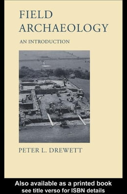 Book Field Archaeology by Drewett, Peter L.