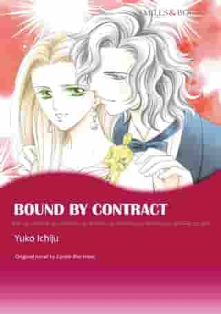 BOUND BY CONTRACT (Mills & Boon Comics): Mills & Boon Comics by Carole Mortimer