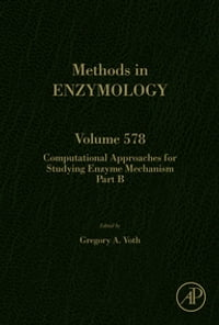 Computational Approaches for Studying Enzyme Mechanism Part B