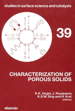 Book Characterization of Porous Solids by Kral, H.