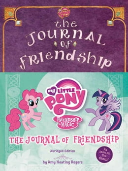 Book My Little Pony: The Journal of Friendship by Amy Keating Rogers