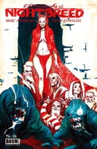 Clive Barker's Nightbreed #4 by Marc Andreyko