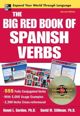 Book The Big Red Book of Spanish Verbs, Second Edition by Gordon, Ronni