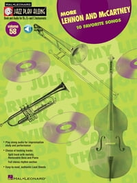 More Lennon and McCartney (Songbook): Jazz Play-Along Volume 58