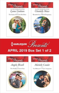 Harlequin Presents - April 2019 - Box Set 1 of 2: An Anthology