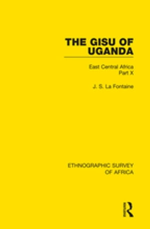 The Gisu of Uganda East Central Africa Part X