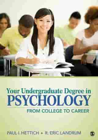 Your Undergraduate Degree in Psychology: From College to Career