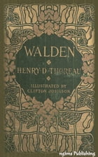 Walden (Illustrated + Audiobook Download Link + Active TOC) by Henry David Thoreau