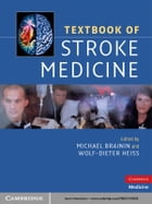 Textbook of Stroke Medicine by Michael Brainin, MD